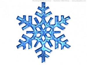 flocon-de-neige-bleu-icone--psd_30-2410